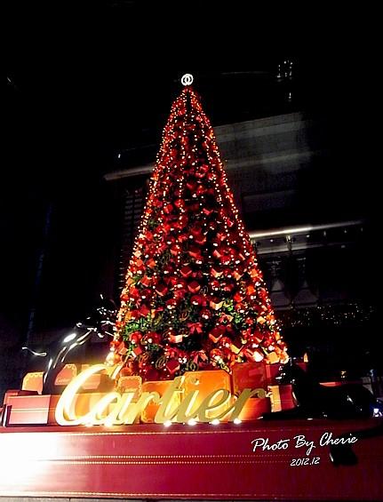 2012聖誕樹101CARTIER001jpg