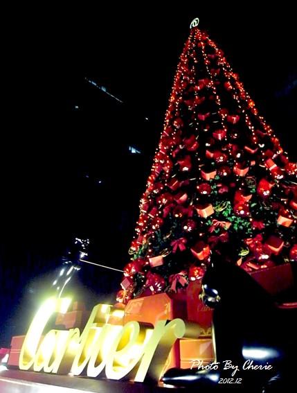 2012聖誕樹101CARTIER002