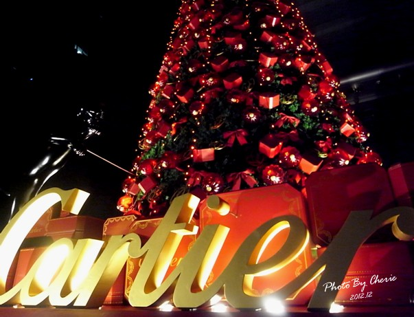 2012聖誕樹101CARTIER003