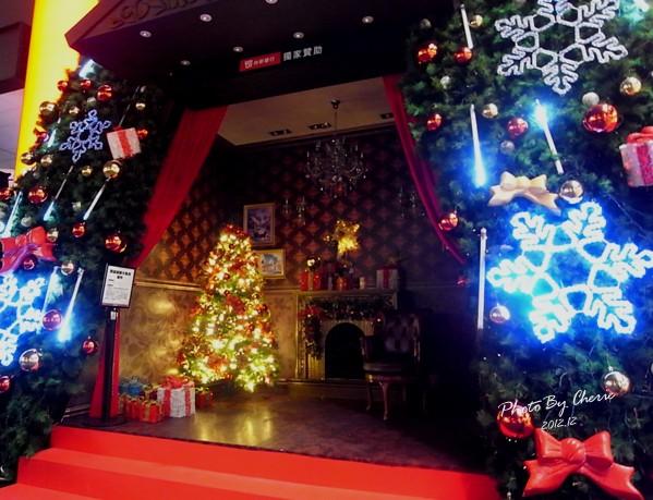 2012聖誕樹新光三越信義新天地003