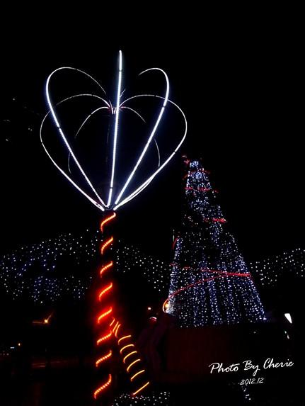 2012聖誕樹信義區中國信託003
