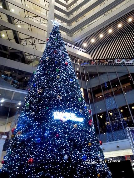 聖誕樹台中新時代002