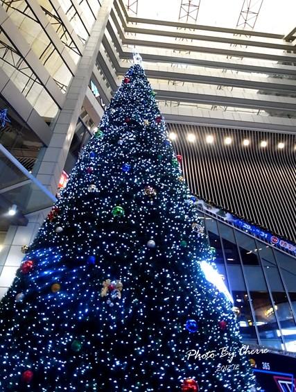 聖誕樹台中新時代003