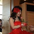 5.新娘第二套禮服