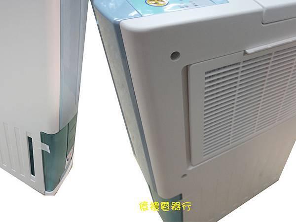 新禾除濕機ND-1008組合(公)