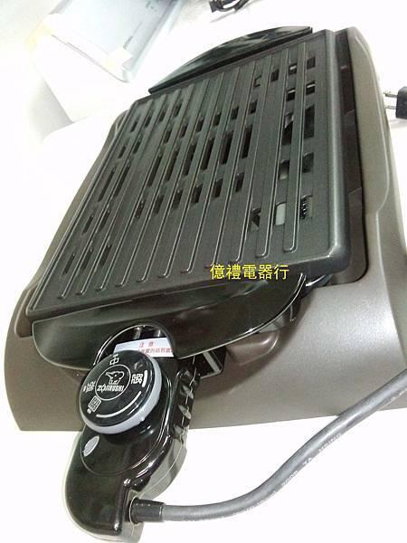 象印電烤爐EB-CF15(公)02
