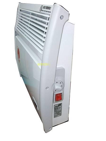北方第二代對流式電暖器CH50101(公)