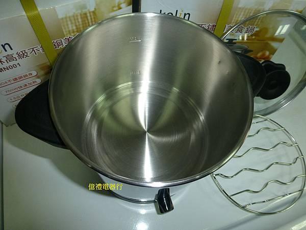 歌林不銹鋼美食鍋PK-MN002(公)