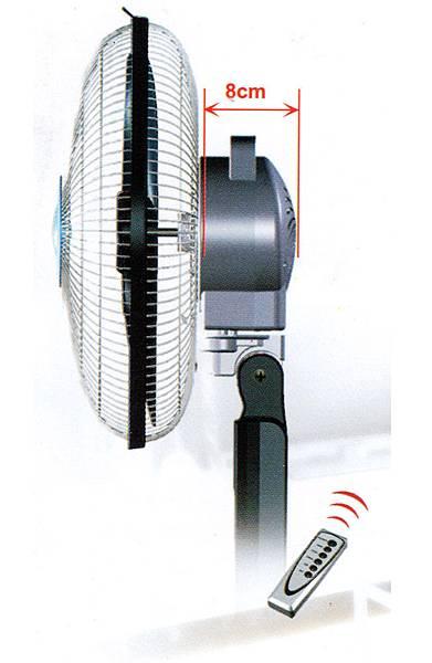 勳風16吋噴霧立扇HF-502601