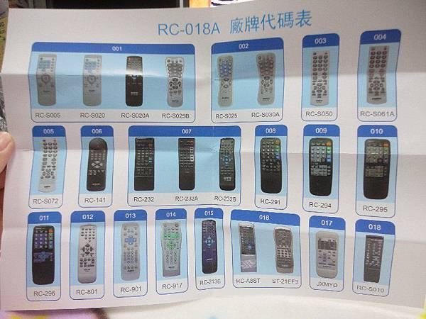 三洋電視搖控RC-018A2.jpg