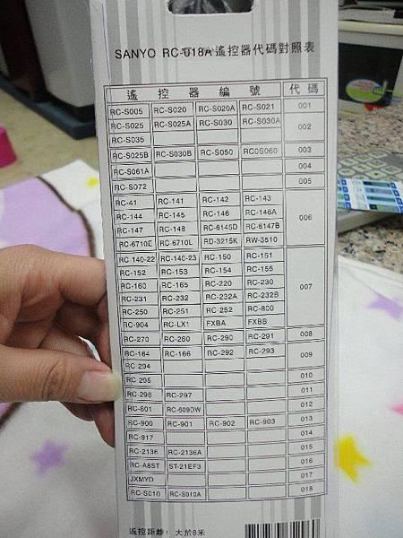 三洋電視搖控RC-018A1.jpg