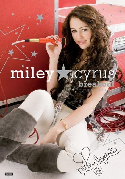 麥莉/無所不能 《Miley☆Curys》  CD+DVD白金慶功版