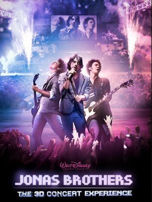 JB 3D Movie 海報