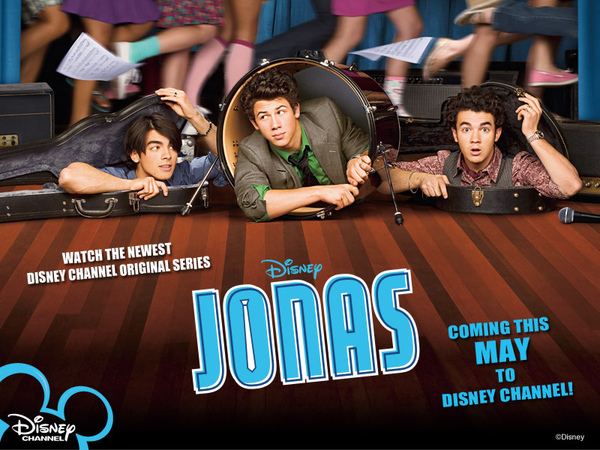 JONAS TV Series Poster