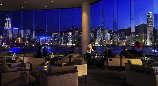 intercontinental香港洲際酒店lobby lounge.jpg