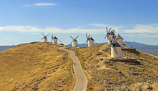 康斯埃古拉風車-網路圖片
