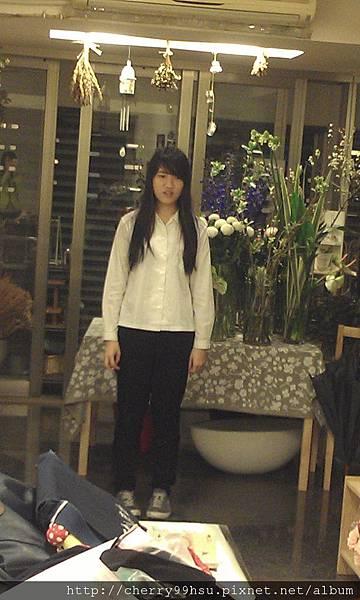 20120305 新成員加入~她就快要戲劇學系術科考試囉 (1)