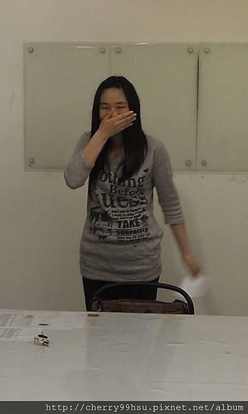 20120423表演課聲音表情週一班第2堂~語言口氣變化訓練 (2)