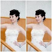 201302172大年初七model新娘 (2)