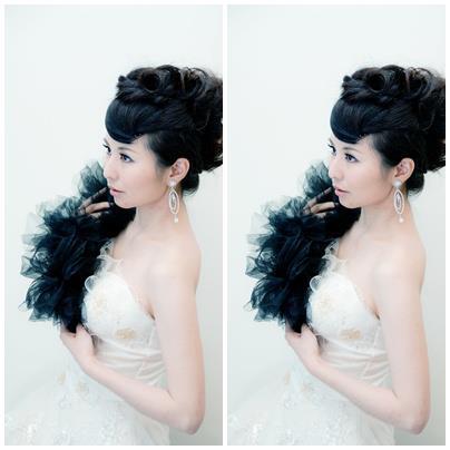 201302172大年初七model新娘 (4)