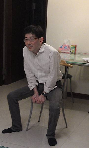 四人戲劇表演班第三堂故事獨白20130402 (4)