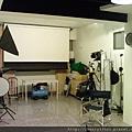2011509行動表演教室 一對一表演課新移地點 土城區~洋軟堂設計公司~在小攝影棚上表演課喔 (1).JPG