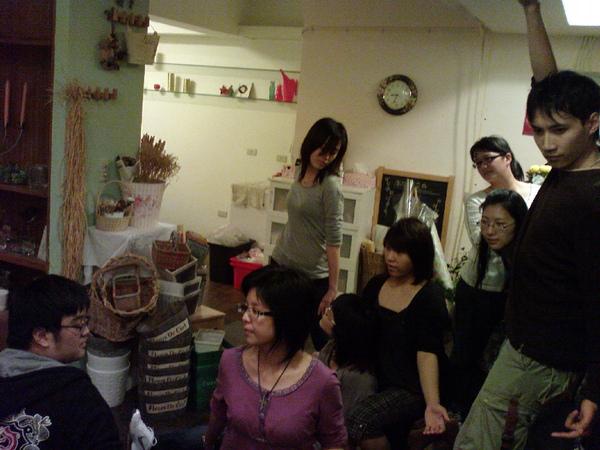 20101206冬季表演班8名學員們.JPG