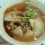 20100910去台中教課前的中餐,林口長庚附近小吃街的肉圓~根本就沒胃口.JPG