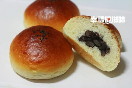 日式紅豆麵包