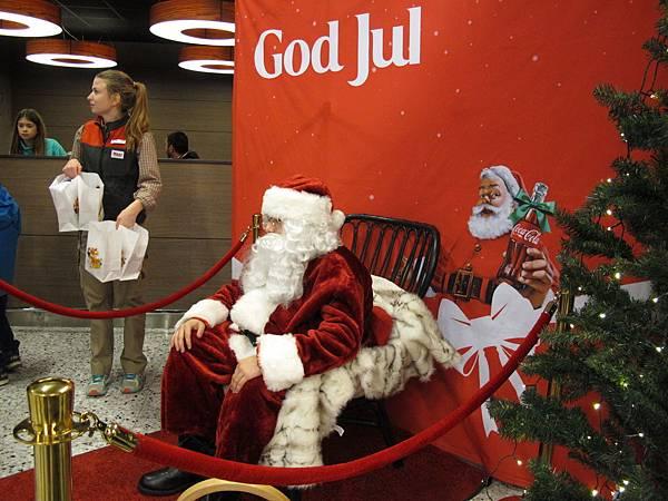 2015與聖誕老人相見歡