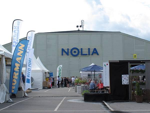 2015瑞典于默奧Nolia超大市集