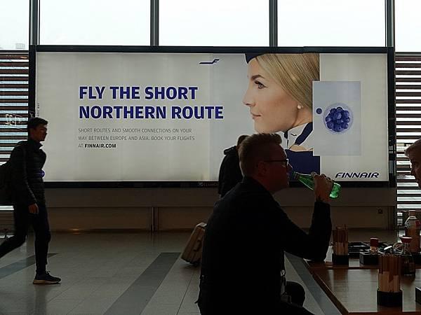 芬蘭航空最大賣點