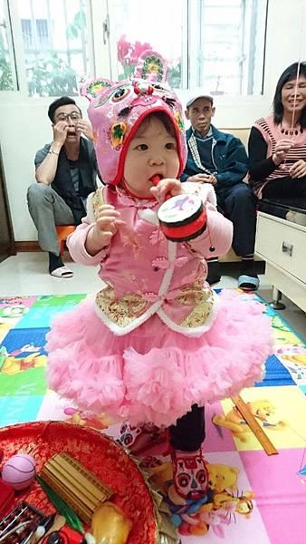20160320 寶妹抓周_9622