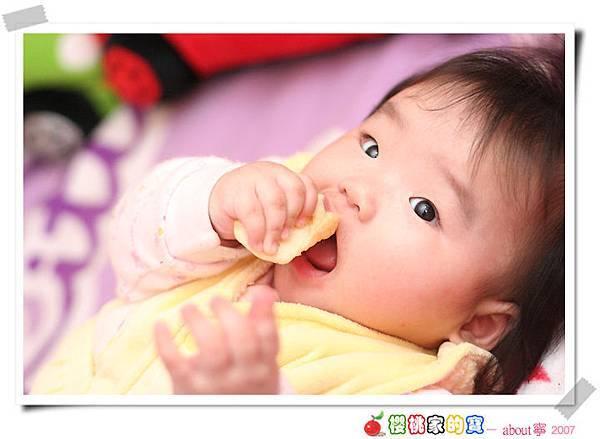 吃米餅02
