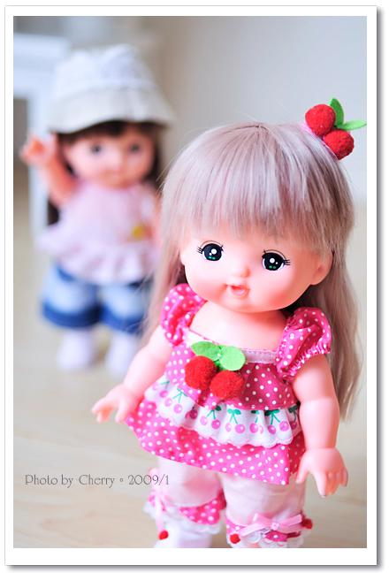 日本小美樂娃娃