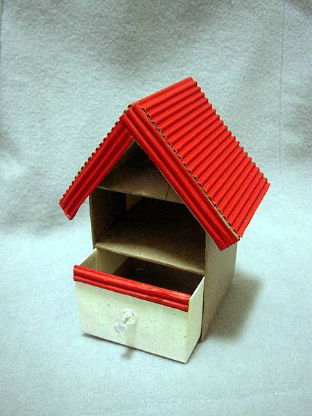 置物盒(飲料罐做)