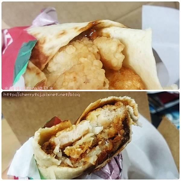 KFC-5美式煙燻薯餅雞腿捲