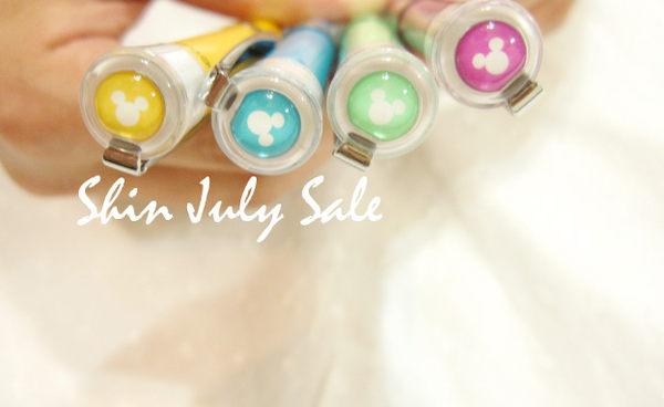 shin*2010夏折扣-DISNEY購入超低折扣多色款筆~日本製(戴西)-3