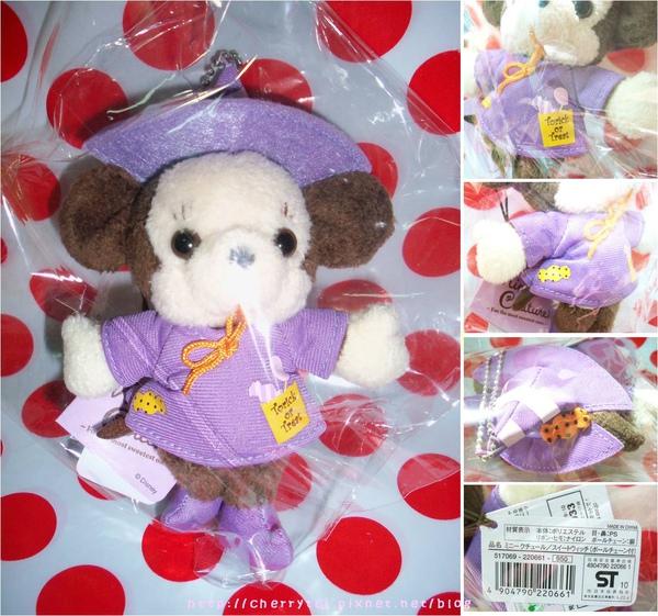 201009日貨KIKI-萬聖節米妮熊