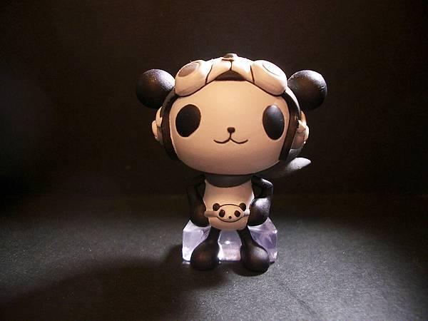 Panda-z 一代3號-2黑白版