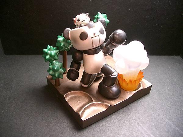 Panda-z 四代1號-3金屬色版