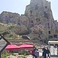 卡帕多奇亞的哥樂美露天博物館是被UNESCO列入世界文化遺產的景點,走完一圈覺得真的是非常值得一看!