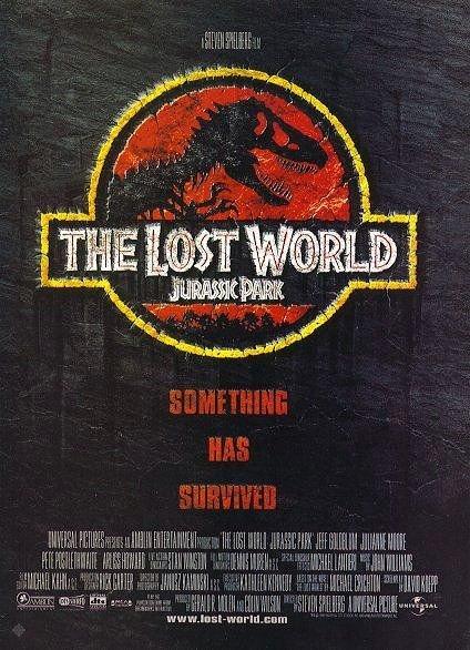 Jurassic Park II The Lost World