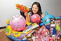 檢測發現,有2成1玩具含超標可塑劑。.jpg