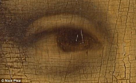 蒙娜麗莎眼中神祕符號 - 真實版達文西密碼1.jpg