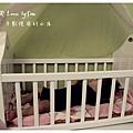掰掰~綸的小嬰兒床