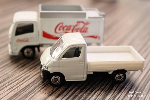 可樂+貨車