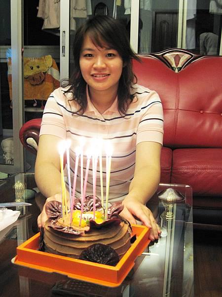 2007年20歲生日!