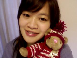 她叫哈小熊,哈比的26歲生日禮物