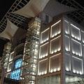 0405晚上的上海城市展示館